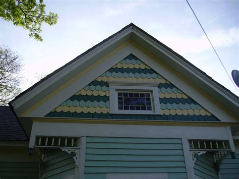 decorative gable