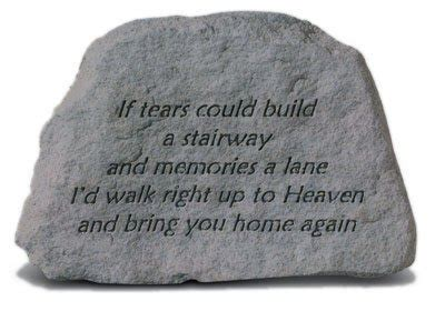 if tears could build a stairway bench if tears could build a stairway small memorial bench