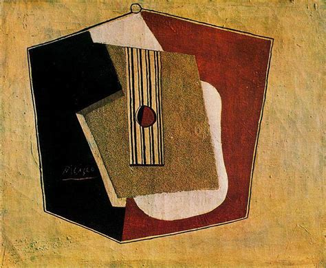 Picasso Cubism Guitar Pablo Picasso Cubism Paintings 1 Free Wallpaper