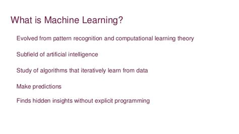 pattern recognition and machine learning github google developer groups talk tensorflow