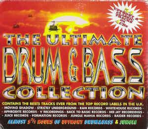 ultimate drum bass collection cd compilation