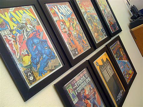 comic book picture frames ikea comic book photo frame hack yoshicast