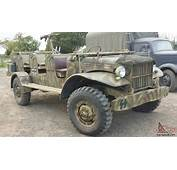 WWII Dodge Ambulance  German Staff Car Replica