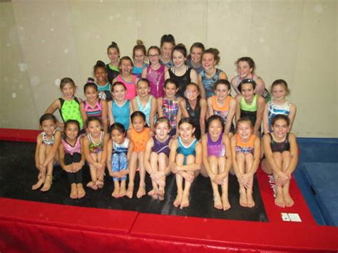 Gymnastics Fundraising Letter fundraising benefits area ymca gymnastic program scotch