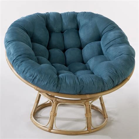 porcelain micro suede papasan chair cushion world market pin by catherine wagner on redecorating