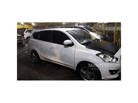 Jual Datsun Go 2016 jual mobil datsun go 2016 t 1 2 di jawa barat manual mpv