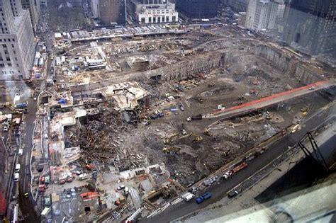Wtc Bathtub by Recovery Ground Zero