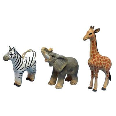 Handcrafted Wooden Animals - carved wooden animals archives ewoodarts