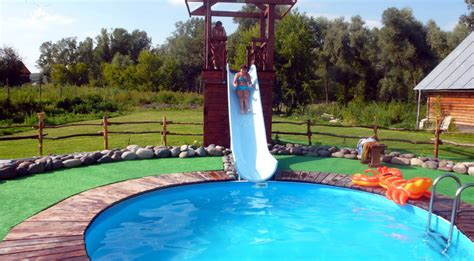 in home swimming pools home swimming pools with slides exle pixelmari