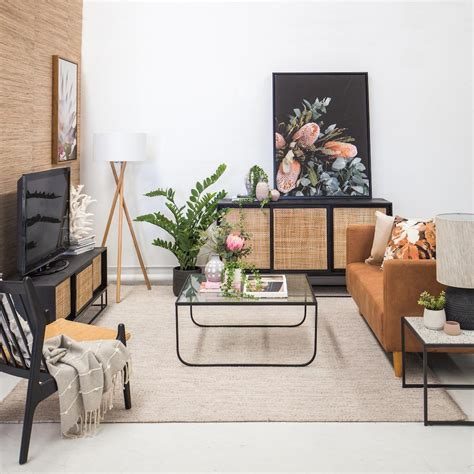 interior design trend australian native flowers gold