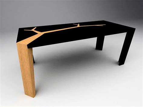 Contemporary Handmade Furniture - handcrafted furniture design of angkor dining table by