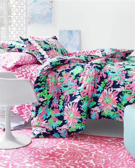 lilly pulitzer bedroom lilly pulitzer sister florals duvet cover collection by
