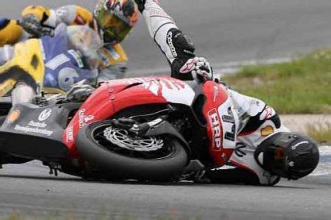Motorradrennen Oschersleben 2019 schumi zahlt lehrgeld autobild de