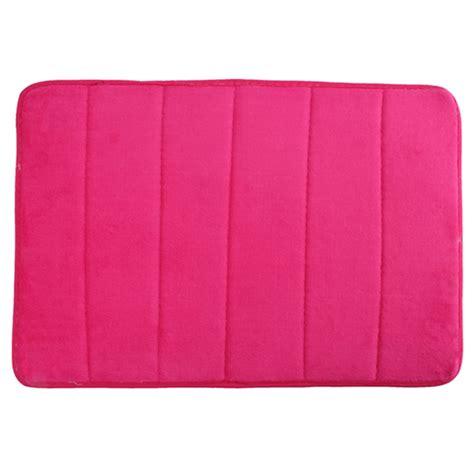 bedroom mats 40cmx60cm memory foam rug mat bathroom bedroom non slip