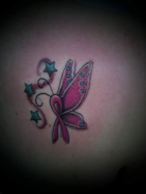 breast cancer butterfly tattoo designs nc butterfly designs breast cancer tattoos cached