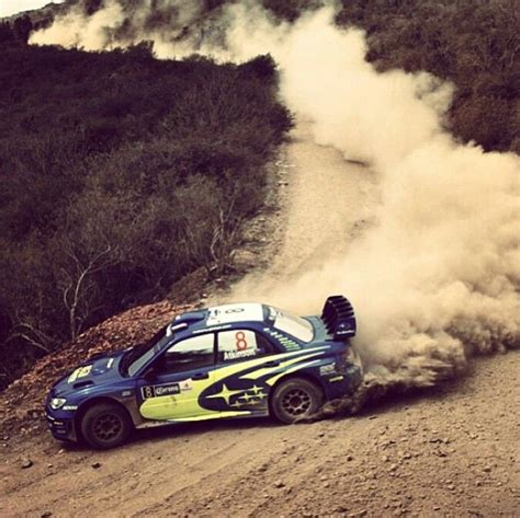 Subaru Wrx Sti Rally Car Drifting Visit Www Rvinyl Com For