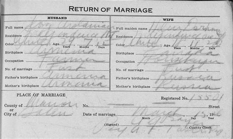 Marriage licenses in jefferson coutny colorado