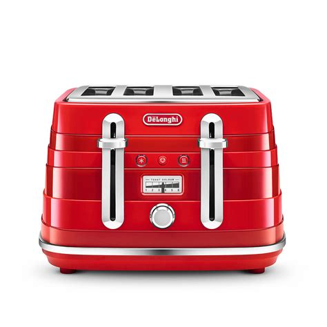 4 Slice Toaster Reviews Uk Delonghi Avvolta Toaster Review Good Housekeeping Institute
