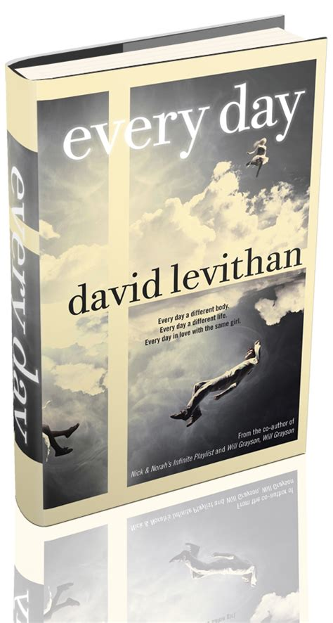 every day of my a memoir books bookish lifestyle every day by david levithan review