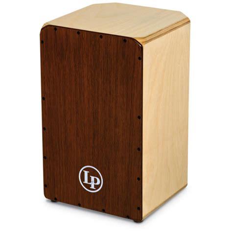 cajon and cajon lp americana wood cajon snare at gear4music