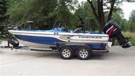 tracker tundra walleye boats for sale keith kavajecz s tracker boat for sale from walleyes inc