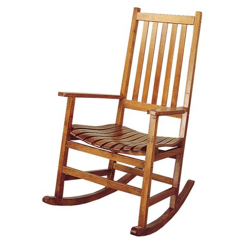 Style Rocking Chair - coaster company country style rocker indoor wooden rocking