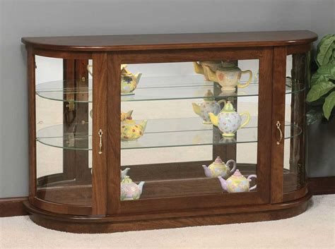 small corner curio cabinet nature living room with vintage wooden small corner curio