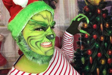 zombie grinch tutorial 100 fancy dress ideas for every party theme party