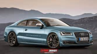 Www Audi A8 Audi A8 Coupe Rendering Is Promising Gtspirit