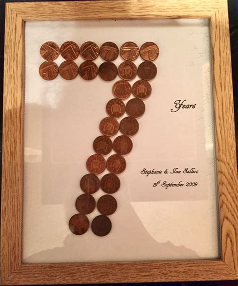 7th wedding anniversary copper gift miscellaneous - 7th Wedding Anniversary Ideas