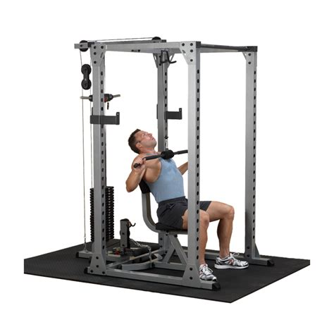 Solid Power Rack by Solid Power Rack Lat Attachment For Pro Power Rack