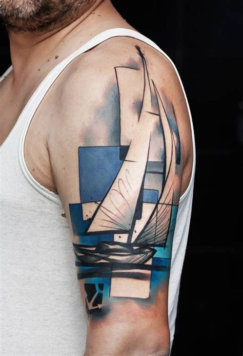 yacht tattoo designs 44 best rainbow tattoos images on