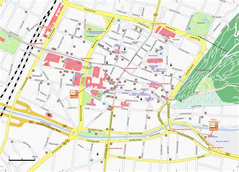 map of freiburg geofabrik freiburg karte