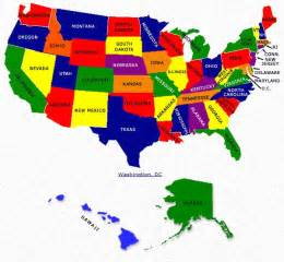 united states 50 states map 24 best images about usa on the map view map
