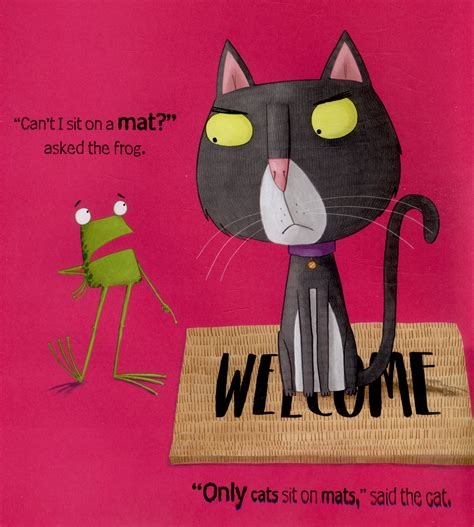 libro oi cat oi frog oi frog by gray kes 9781444910865 brownsbfs