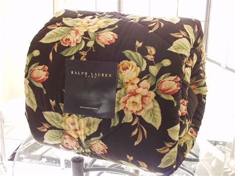ralph lauren king size comforter set ralph lauren charleston floral king comforter set ebay