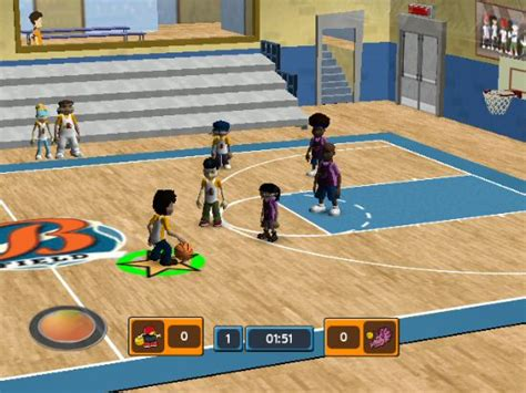 backyard basketball 2007 backyard basketball 2007 screenshots 3