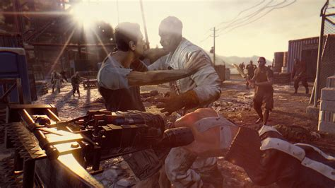how do you when your is dying dying light on preview the zombies are everywhere