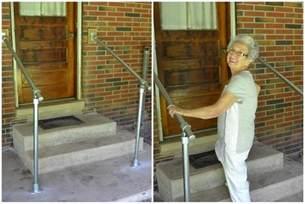 Lowes Banister 5 Diy Metal Stair Railing Examples