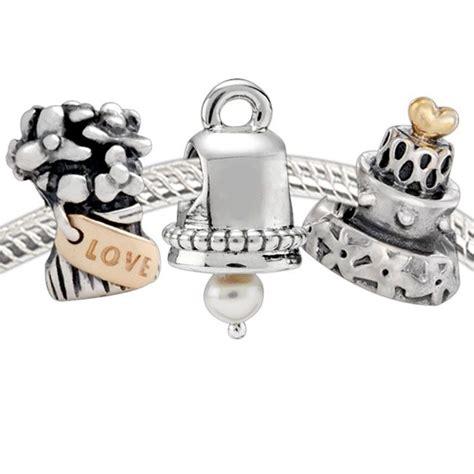 Wedding Bell Pandora Charm by 25 Best Ideas About Pandora Wedding Charms On