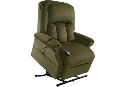 Lifting Recliner Chair by Eagle Point Forest Lift Chair Recliner Recliners Green