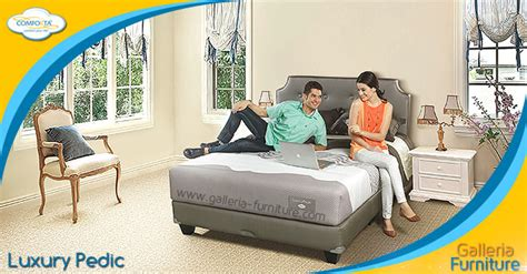 Comforta Luxury Choice Kasur Saja Ukuran 100x200 harga bed comforta murah choice 2 in1