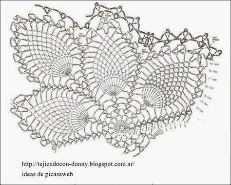 carpeta de crochet patron es patrones crochet ganchillo graficos carpetas para