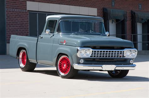 1958 ford truck ringbrothers 1958 ford f 100 is in a class by itself