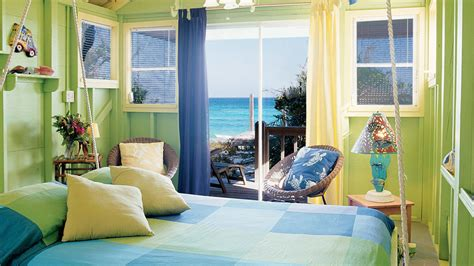 tropical colors coastal living
