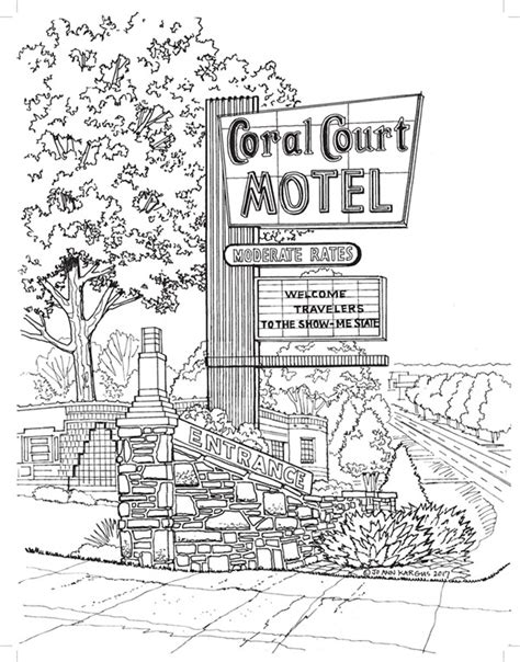 the colored aristocracy of st louis books new coloring book shows the wonders of route 66