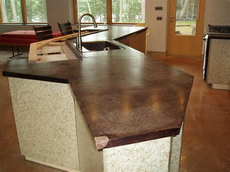 Minnesota Countertops by Northern Minnesota Concrete Countertops Mesabi Masonry