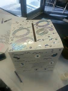 90th birthday card box
