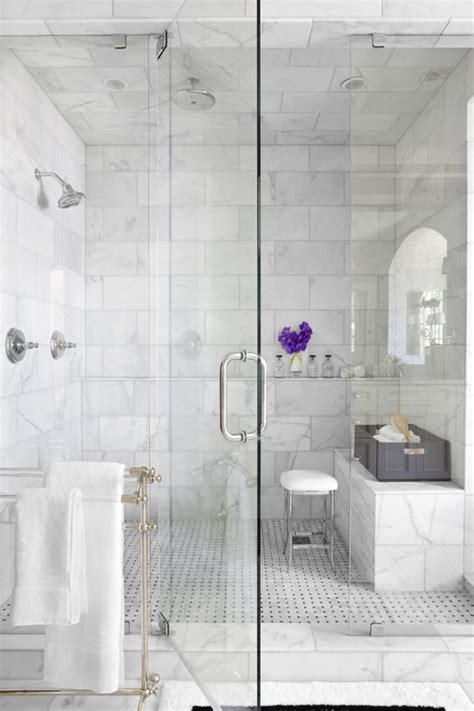 white marble tiles bathroom bright white bathrooms meghan carter