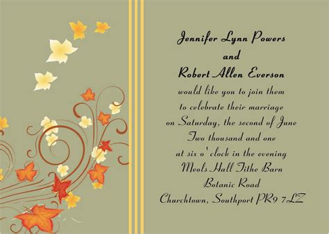 Wedding Invitations For Second Marriage by Wedding Invitations Second Marriage